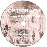 The Optigraph - 35MM Projector