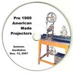 Pre 1900 American Made Projectors
