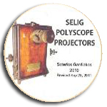 Selig Polyscope Movie Projectors